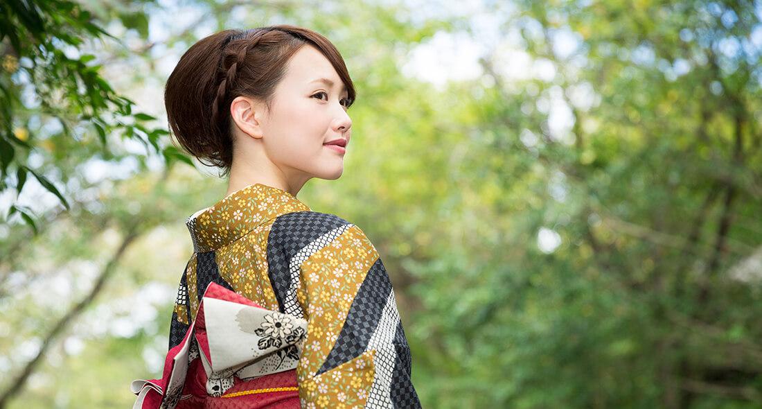 大阪 八尾の着付け教室 タンスにしまいこんだ着物を自分で着てみませんか?