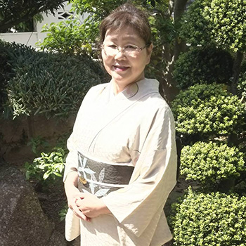 大阪 八尾市の着付け教室 講師